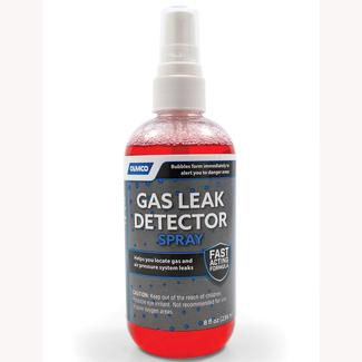 Gas Leak Detector with Sprayer, 8oz.