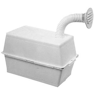 Large Vented Battery Box