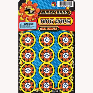 Super Bang Ring Caps