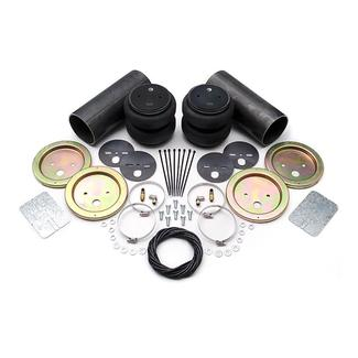 AMP Air Suspension System Fabricator's Kit, Large double convoluted air springs (recommended for front suspension