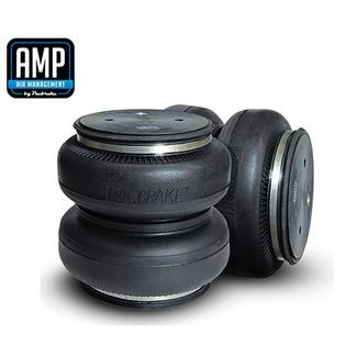 AMP Air Replacement Air Spring, Large Double Convoluted Air Spring