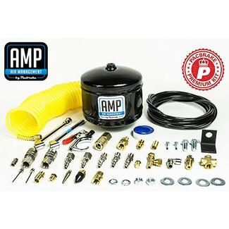 AMP Air ½ Gallon Air Tank