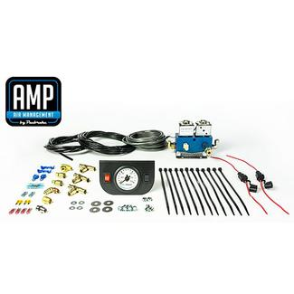 AMP Air Dual Needle Dash Activation Switch
