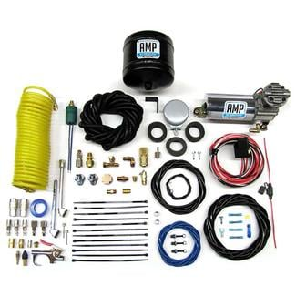 AMP Air Complete Onboard Air Kit with ½ Gallon Air Tank & HP325 Air Compressor