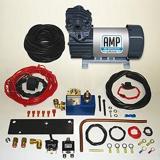 AMP Air 12V HP625 Premium Air Compressor Kit – Vertical Pump Head