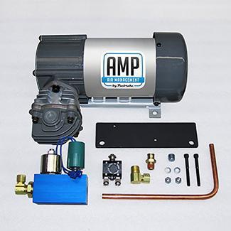 AMP Air 12V HP625 Basic Air Compressor Kit – Horizontal Pump Head