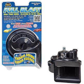 Full Blast Extra Loud Horns- High Tone 510 Hz
