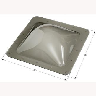 RV Skylight SL1414S - Smoke