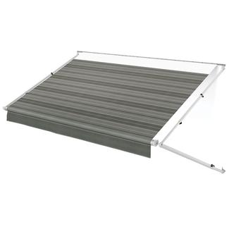 Dometic Geared Sunchaser Patio Awning with White Vinyl Weathershield