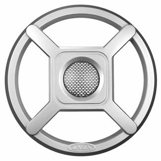 6.5&rdquo&#x3b; Marine Audio Sport Grille Speaker, White