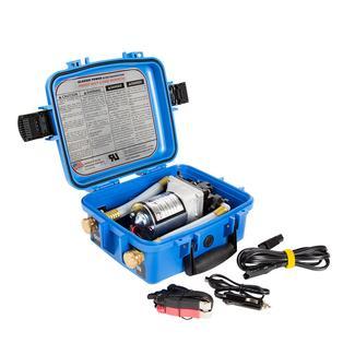 Glacier XI 12 Volt Portable Water Pump, 3GPM
