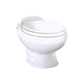 Thetford Aria Low Profile Toilet, White
