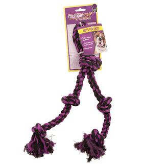 Nuts for Knots Rope Tug for Dogs