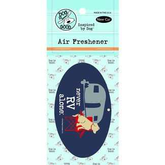 Air Freshener – Never RV Alone