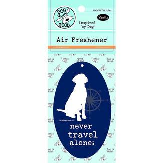 Air Freshener – Never Travel Alone