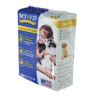 My VIP Premium Pet Pads, Pack of 14