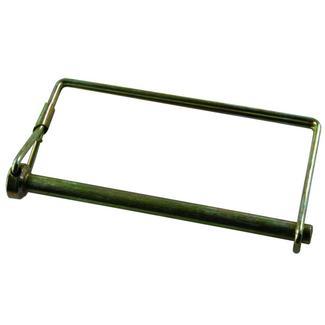 """Trailer Coupler Safety Pin Clip, ¼"""" x 3 1/2"""", Single"""