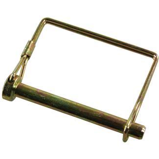 """Trailer Coupler Safety Pin Clip, ¼"""" x 2"""""""