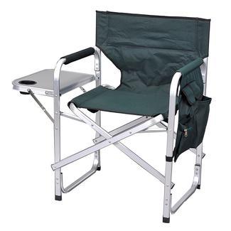 Ming's Mark Inc Director's Folding Chair, Green