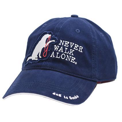 Dog is Good Cap, Never Walk Alone