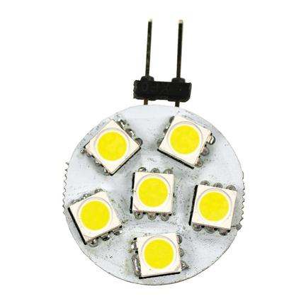 2 pack of LED Bulbs for all G4-JC10 Applications
