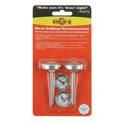 Grilling Thermometers, Set of 2