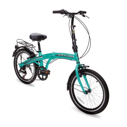 Six Speed Bike - Teal