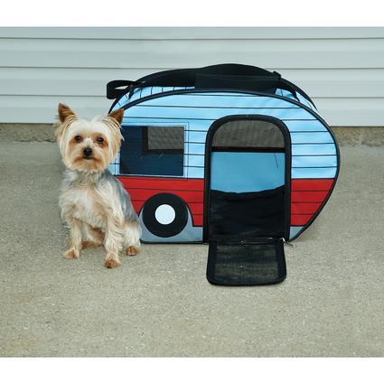 Retro RV Pet Carrier, Medium