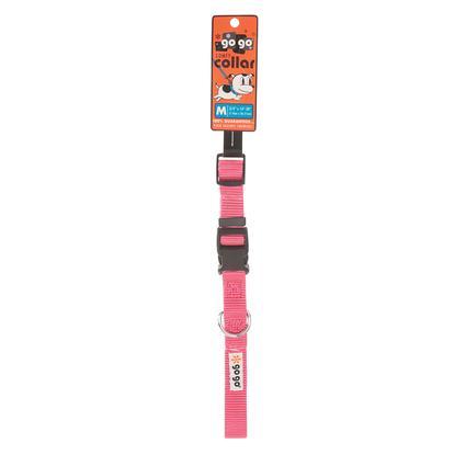 Pet Stuff Pet Collar - Medium, Pink