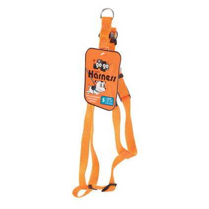 Pet Harness - Small, Orange
