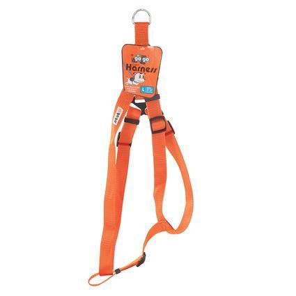 Pet Harness - Large, Orange