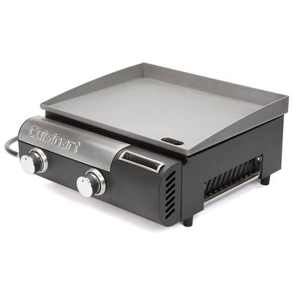 Gourmet Two Burner Gas Griddle The Fulham Group Cgg 501 Gas
