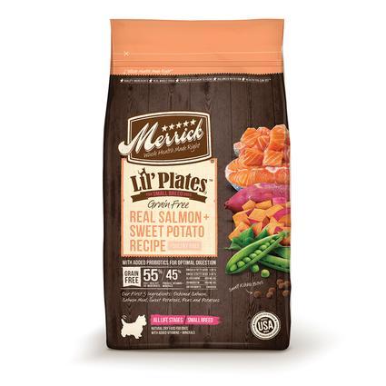 Grain-Free Lil Plates, Salmon, 12 lb. Bag
