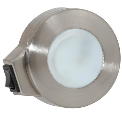 Prizm Switched Surface Mount LED Overhead Light, 3-Pack