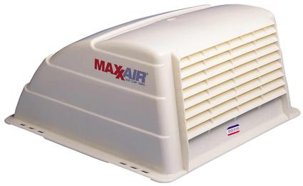 MaxxAir I Original Almond Roof Vent Cover