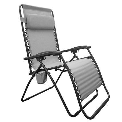 Infinity Big Boy Zero Gravity Chair, Gray