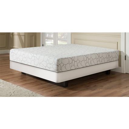 short queen memory foam mattress full size platform bed. Black Bedroom Furniture Sets. Home Design Ideas