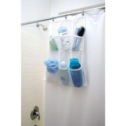 Shower Pocket Organizer