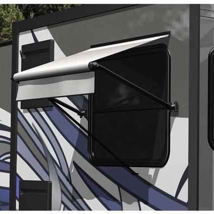 Solera Standard Window Awnings Lippert Components Inc Rv Window