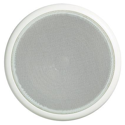6 Speaker Grille, White
