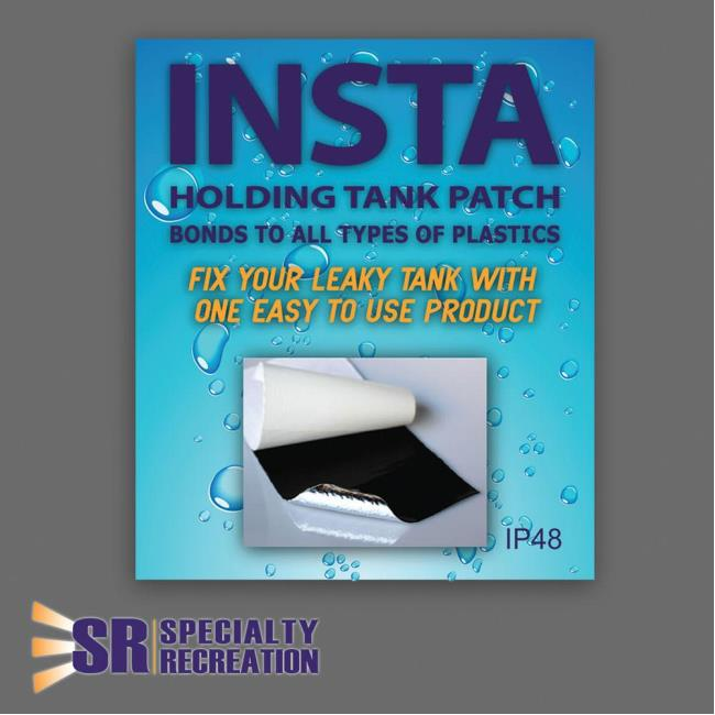 Insta Patch Holding Tank Repair Kit - Specialty Recreation Inc IP48 ...