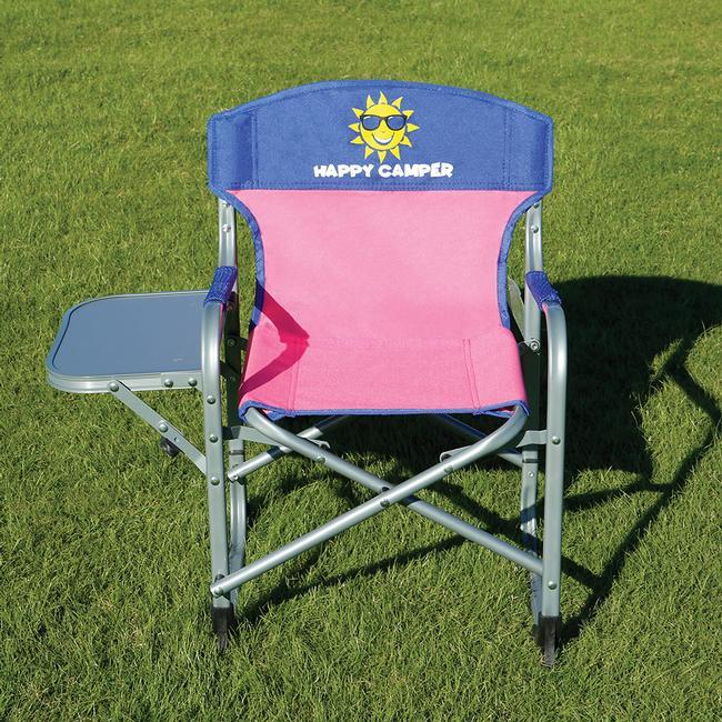 Image Kidsu0027 Directoru0027s Chair Pink/Blue. To Enlarge the image click . & Kidsu0027 Directoru0027s Chair Pink/Blue - Direcsource Ltd 101140 - Kids ...