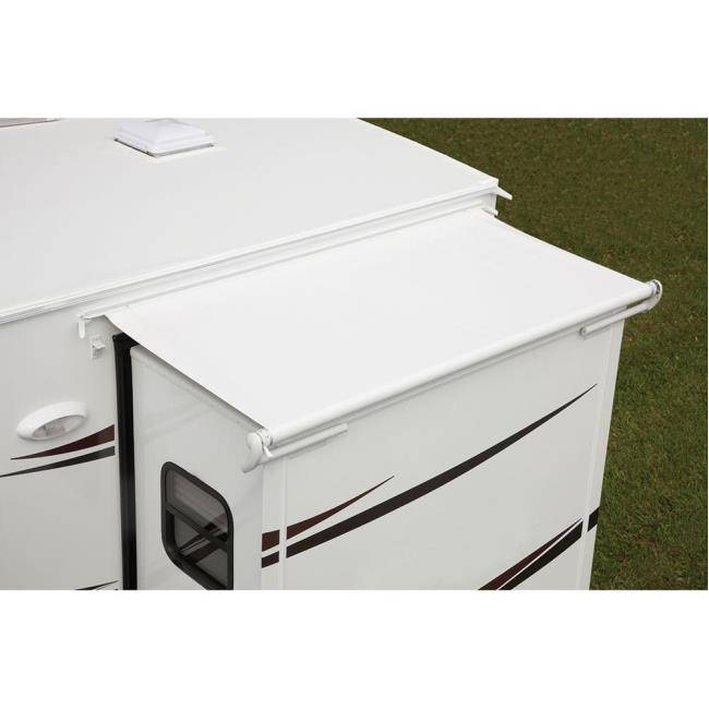 Image Dometic Elite SlideTopper With Metal Weathershield. To Enlarge The  Image, Click Or Press .