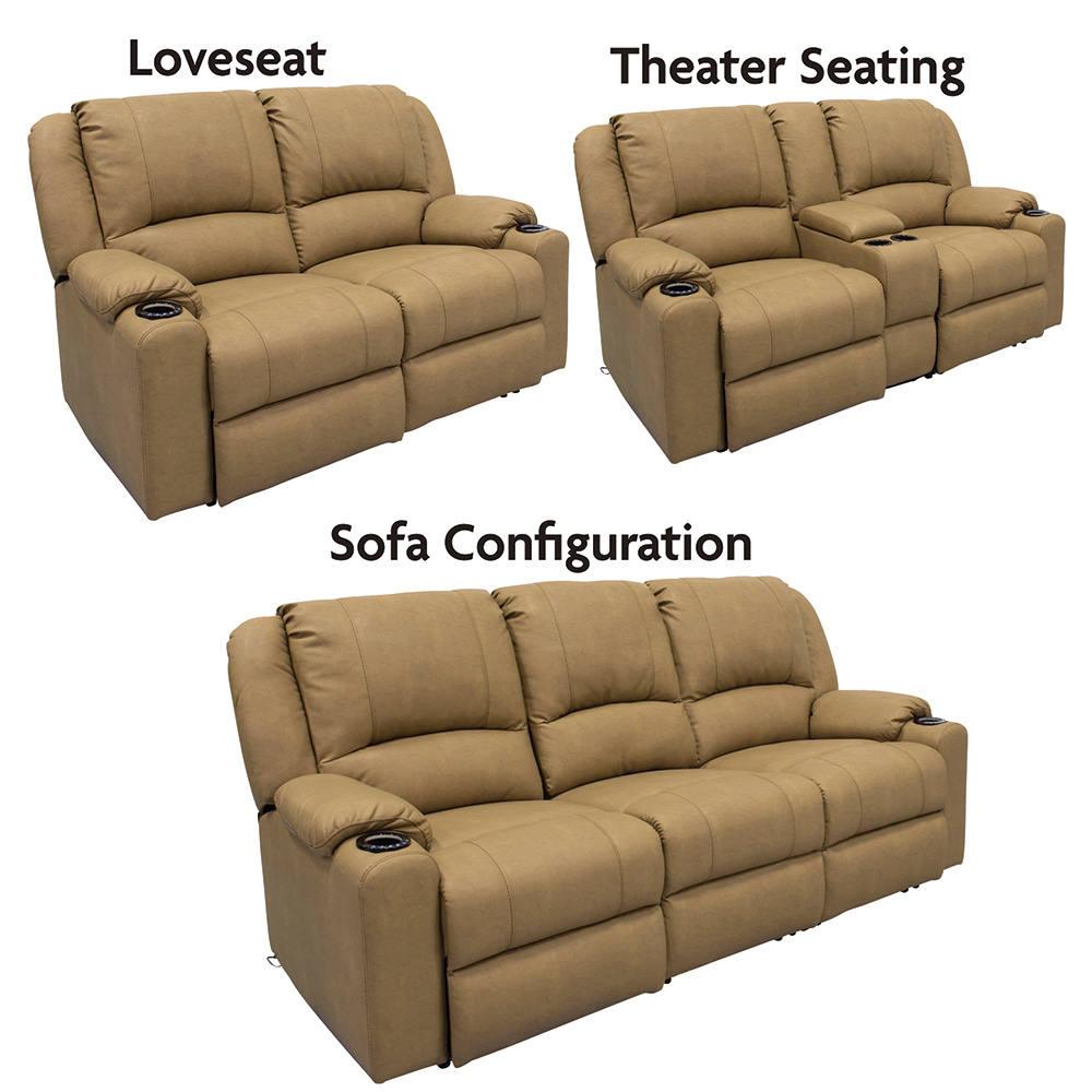Seismic Series Modular Theater Seating Lippert