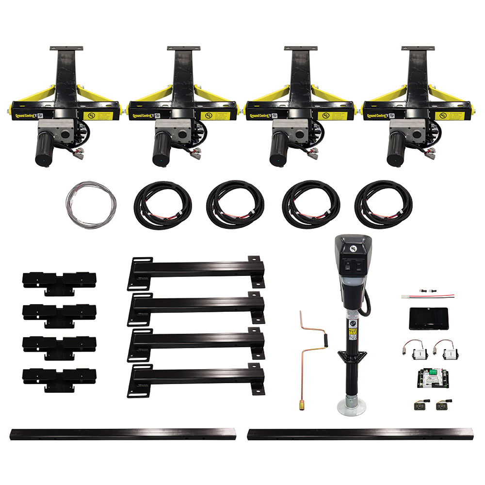 ground control tt leveling system - lippert components inc 672136