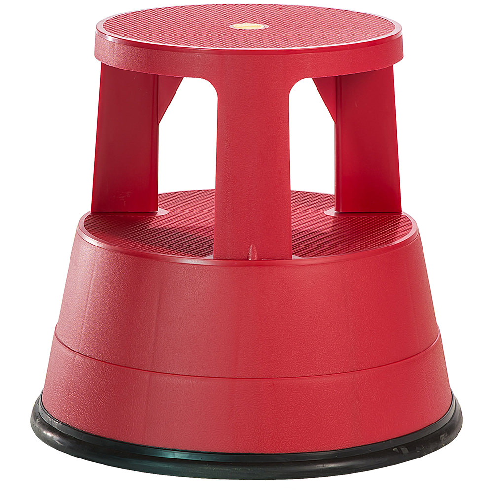 Stable Step Stool Red Core Distribution 961 Steps
