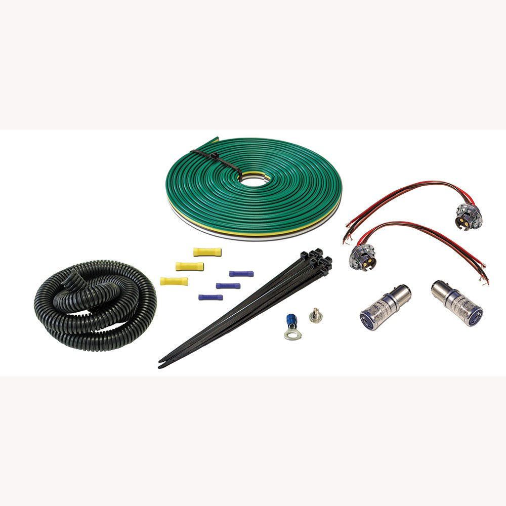 Led Taillight Wiring Kit For Towed Car Roadmaster 152 Ledrp 5th Wheel Harness Dodge Kits Safety Cables Camping World