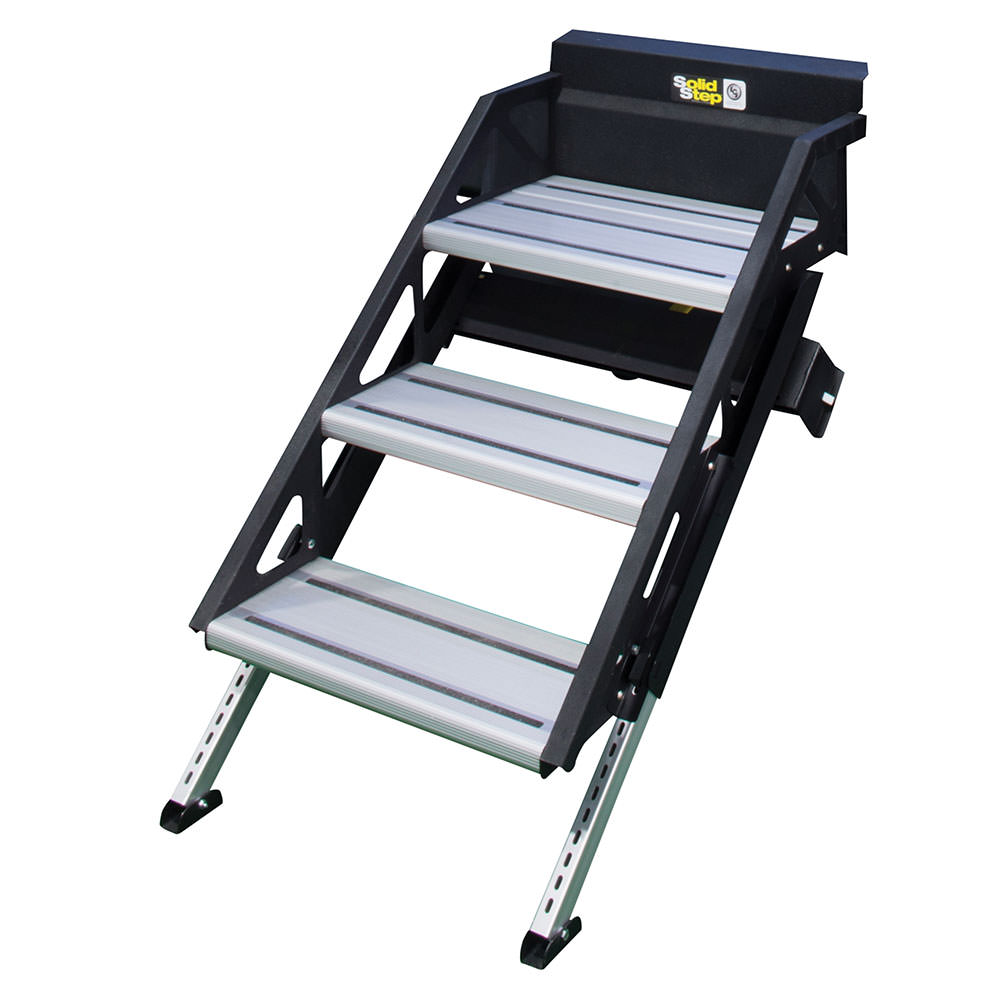Solidstep Rv Steps 30 Quot Triple Step Lippert Components