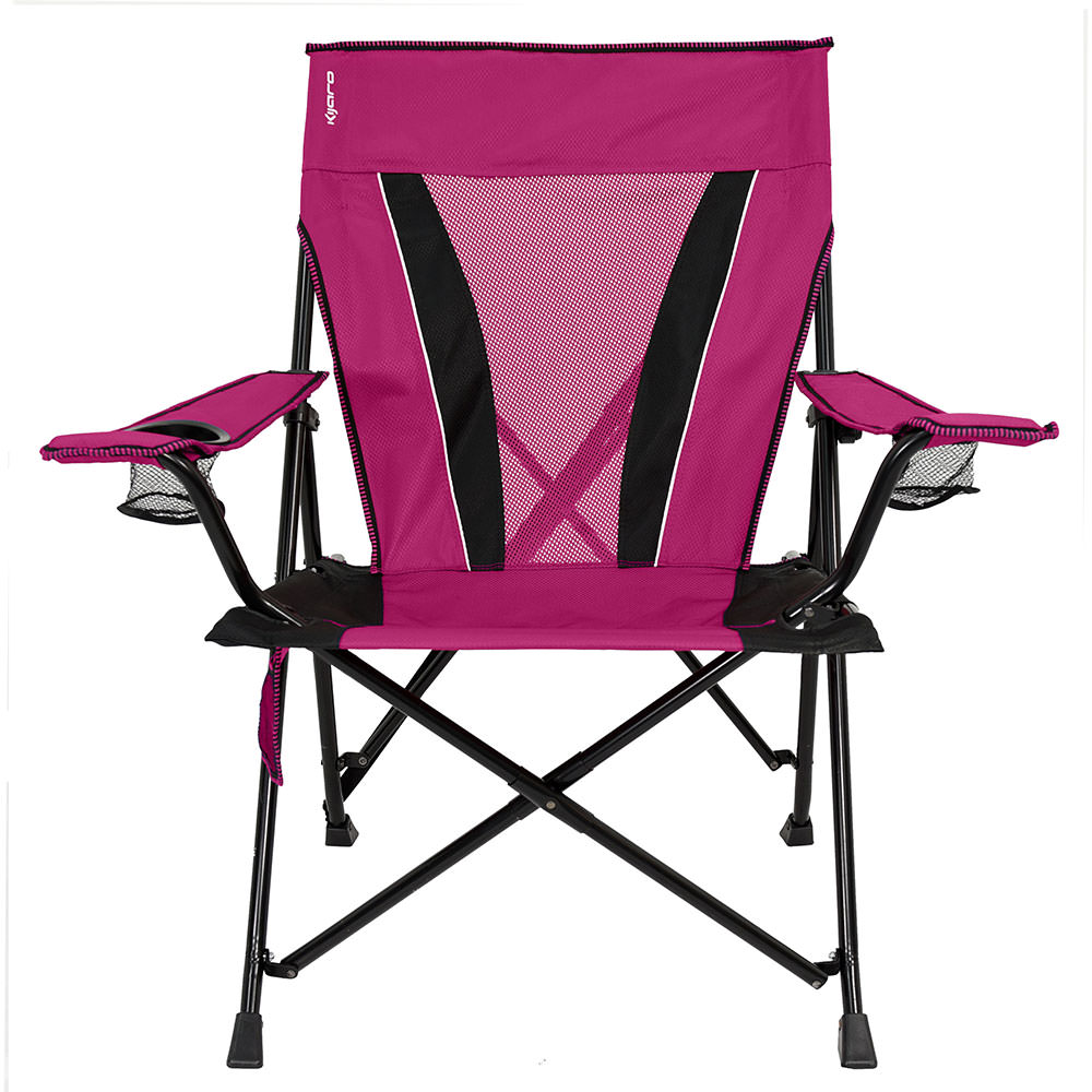Kijaro Dual Lock XXL Chair, Pink   Kijaro 80136   Folding U0026 Bag Chairs    Camping World