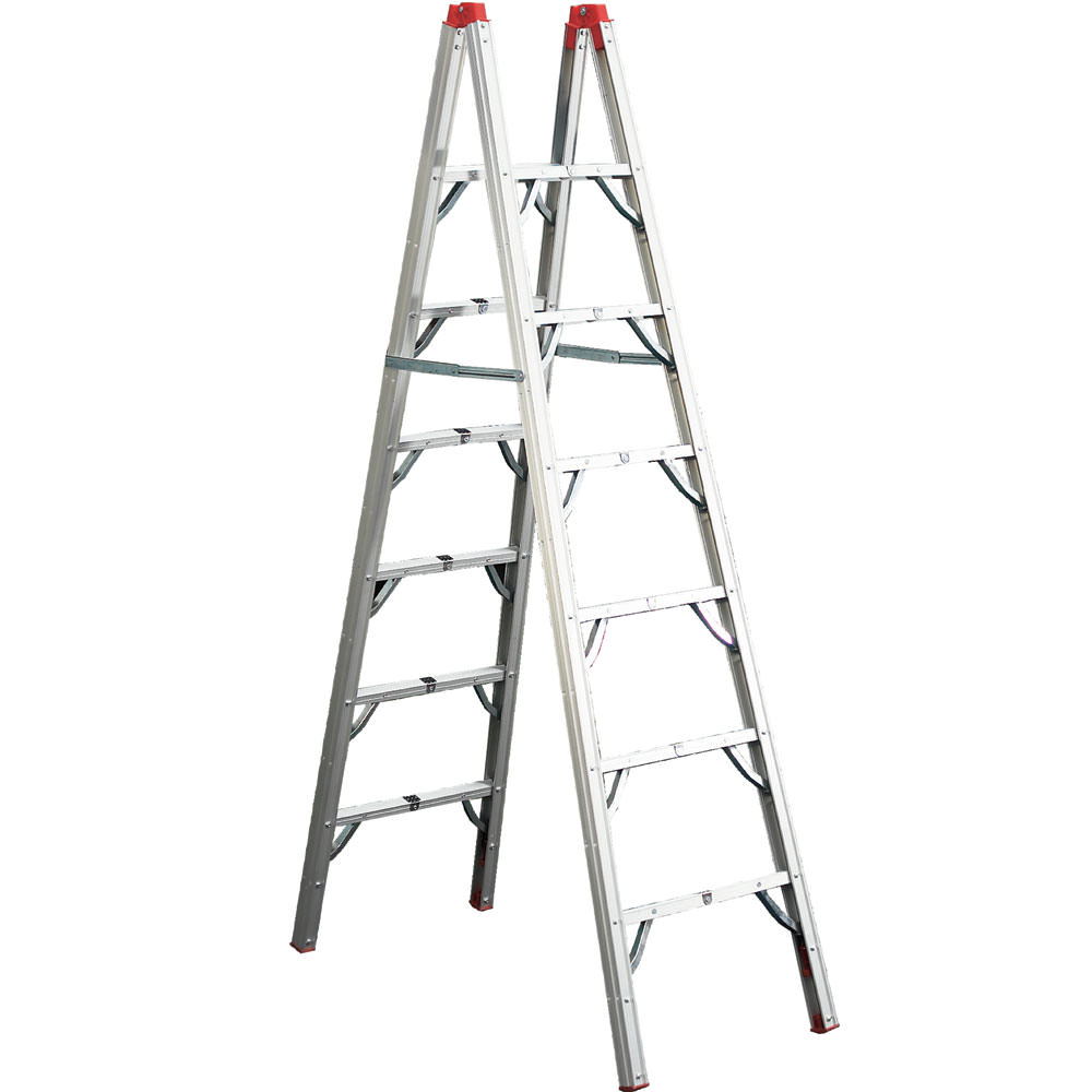 GP Logistics SLD-D 7\' Double-Sided RV Rung Ladder - Camping World